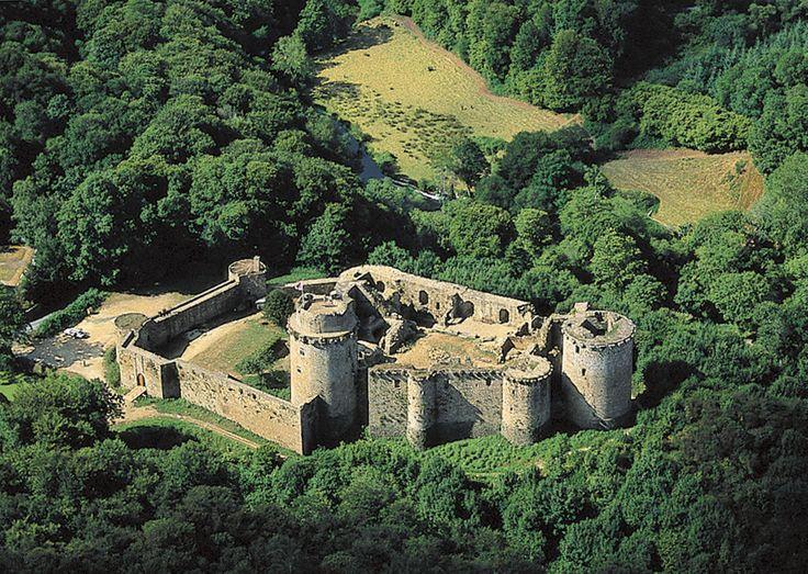 Accueil / Home - Chateau de Tonquedec - Bretagne
