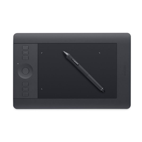Intuos Pro Pen and Touch Small Tablet (PTH451) by Wacom