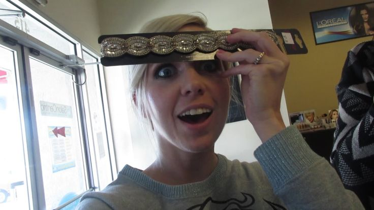 ALWAYS HAPPENS AT HAIR SUPPLY STORE! │2•10•15 DAILY VLOG Always Happens!! Get way to much at the Hair Salon Supply Store! Love these head bands!!! https://www.youtube.com/watch?v=eF9sX3Nw_iE