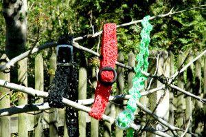 Knitulators Häkelgürtel aus Gartenschnur: #Häkelgürtel, #Gürtel, Häkeln Wie's geht: http://www.knitulator.com/2016/04/22/guertel-aus-gartenschnur-haekeln/
