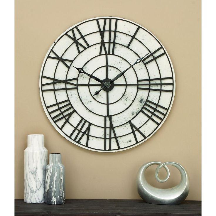 86 best Wall Clocks images on Pinterest Wall clocks Gear clock