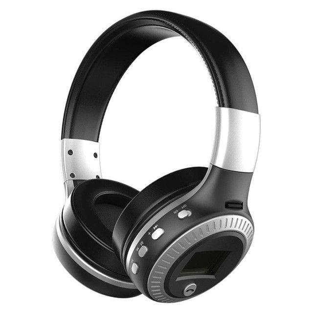 ZEALOT B19 Bluetooth 4.1 Headphones Wireless Stereo Headphone with Microphone TF Card Slot FM Radio