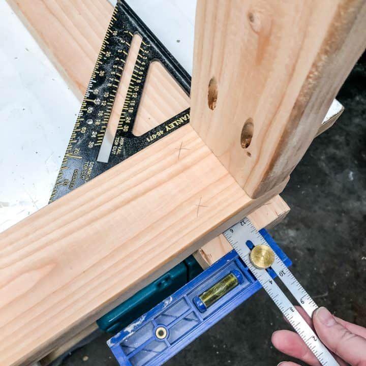 Diy Garage Shelves With Plans Diy Garage Shelves Garage Shelf Diy Garage
