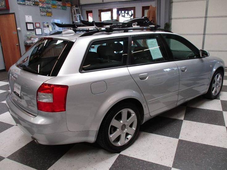 2004 Audi A4 AWD 1.8T Avant quattro 4dr Wagon **FOR SALE** By Santa Fe Auto Showcase - 3201 Rufina Street Unit E Santa Fe, NM