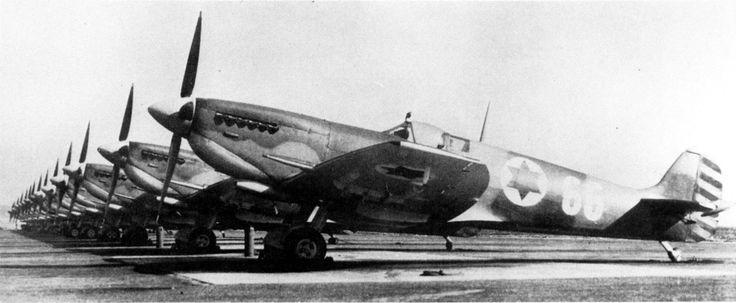 Israeli Defence Force Spitfire IX  101 Sqn