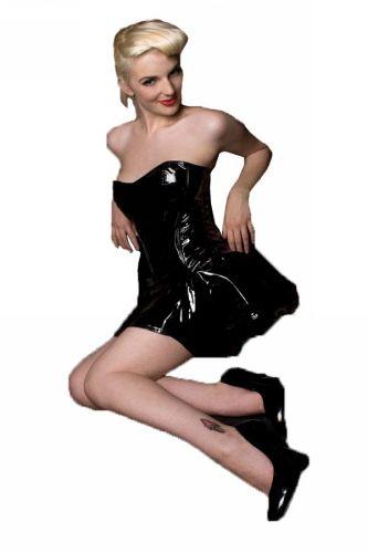 LDRLE04 - LEILA FRILL CORSET DRESS | Dresses (Alternative) | Phaze Clothing