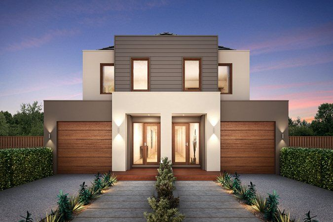 Contemporary Home Exteriors | Contemporary - Exterior Home Designs, External House Plans - Metricon