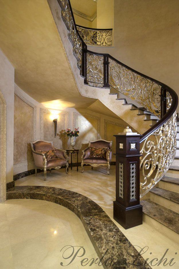 Perla Lichi International Residential Interior DesignLuxury