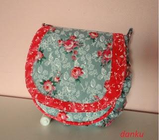 Sára č.1 - malá kabelka 18 x 19 cm