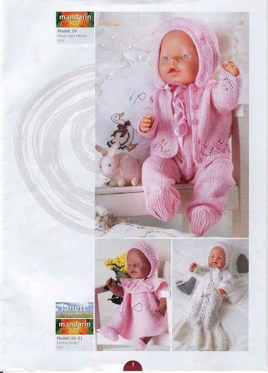 Baby Born Sandnes 0702