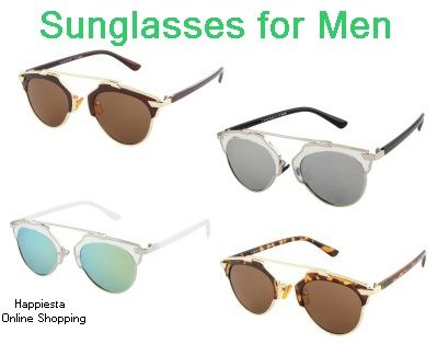 Trending Sunglasses for Men Online at Affordable Price  You have shoes, coats and materials for various seasons and events. In any case, with regards to sunglasses, you most likely wear the same pair whether you are knocking around a music festival or schmoozing at a wedding. Choosing the right kind of Best quality #Sunglasses for men #online in #India is great a difficult task altogether