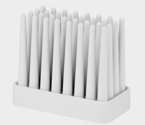MONOQI | Prato Umbrella Stand - White