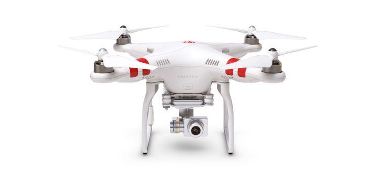 Diji drone  phantom 2 vision +
