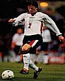 "Name:David Beckham, Country:England, Dob:02/Os/7s, Height:6'0"", Club:Manchester United - England"