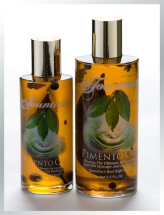 Pimento Oil available in two sizes