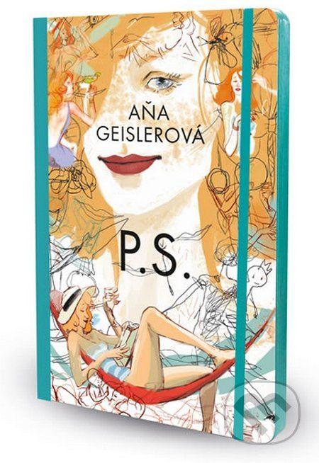 Skvělý dárek od mamky k narozeninám! Knihy Dobrovský hlásí dotisk! Soubor fejetonů, kterými herečka Aňa Geislerová přispívala do magazínu ELLE, nyní vychází knižně. V souhrnném vydání vyvstává příběh, který mohl dříve čtenářům snadno uniknout; příběh části života, ve které jako by se odehrálo úplně všechno... (Kniha dostupná na Martinus.cz se slevou, běžná cena 299,00 Kč)