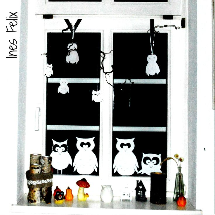 672 best images about diy by ines felix on pinterest for Herbstdeko fur innen