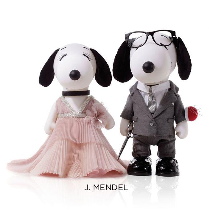 Снупи и Белль в мире моды: Snoopy & Belle in Fashion