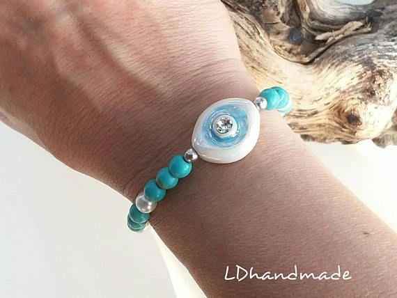 Check out this item in my Etsy shop https://www.etsy.com/listing/521013334/eye-gemstones-elastic-bracelet