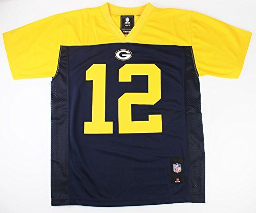 Aaron Rodgers Green Bay Packers #12 NFL Youth Alternate Jersey Navy  http://allstarsportsfan.com/product/aaron-rodgers-green-bay-packers-12-nfl-youth-alternate-jersey-navy/  Officially Licensed NFL Product Screen printed graphics 100 % Polyester – Machine washable