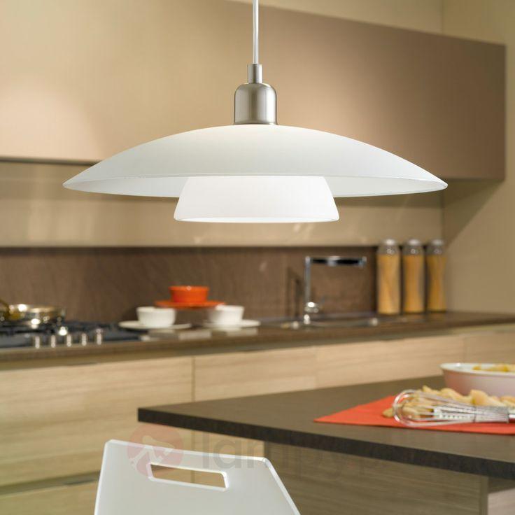 Atrakcyjna lampa wisząca Brenda 3031267