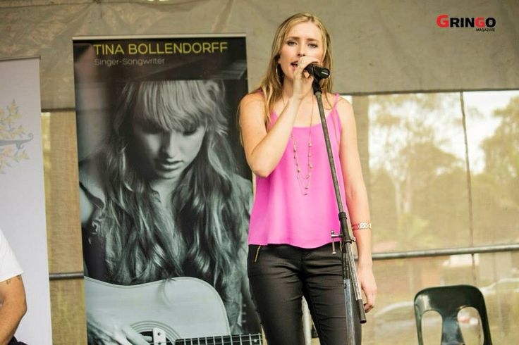 Performing at the Parkinson Ward Neighbourhood Festival