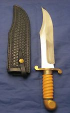 Harvey E. Draper Vintage Custom Bowie / Fighter Knife                                                                                                                                                                                 More