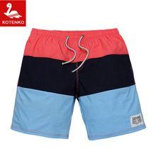Hombres Beach Shorts Casual Brand Algodón Gailang Junta de Secado rápido Shorts Hombre Hombre Boxeador Troncos Hombres de trajes de Baño del traje de Baño Bermudas(China (Mainland))