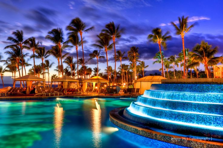 We highly recommend Grand Wailea in Maui! Beautiful hotel and excellent service! Not to mention, an amazing pool! Perfect for families, couples and singles.. I guess it's perfect for everyone!