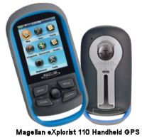 """See why the Magellan eXplorist 110 Handheld GPS is one of the best """"inexpensive"""" choices for new geocache searchers"""