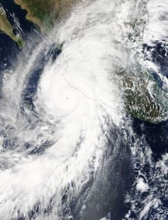 Patricia destroy Mexico Pacific Coast as a Category 5 HURRICANE