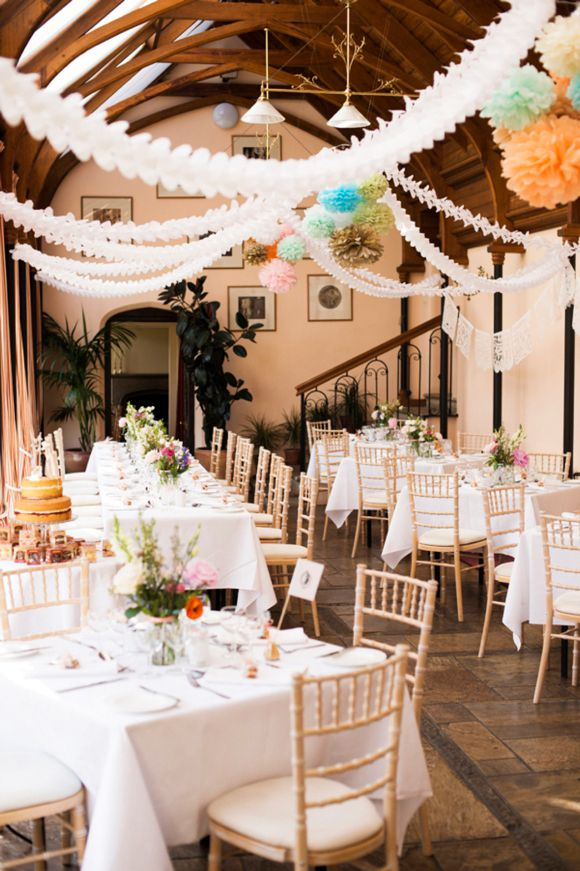 wedding reception at home ideas uk%0A A     s Inspired Silk Wedding Dress For A Relaxed and Elegant Wedding u