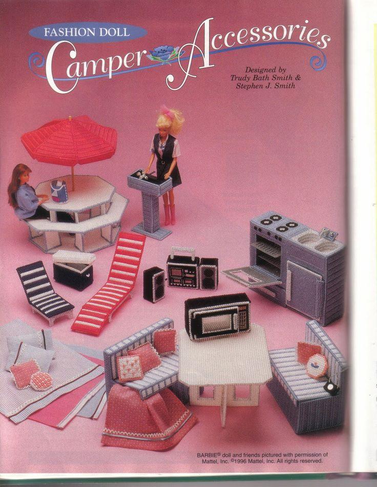 Barbie Camper Van On Pinterest Barbie Camper Barbie Van And Barbie Caravan