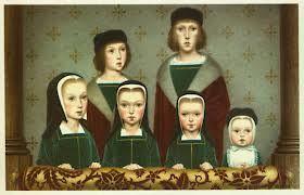 Karel, Maria, Ferdinand ...