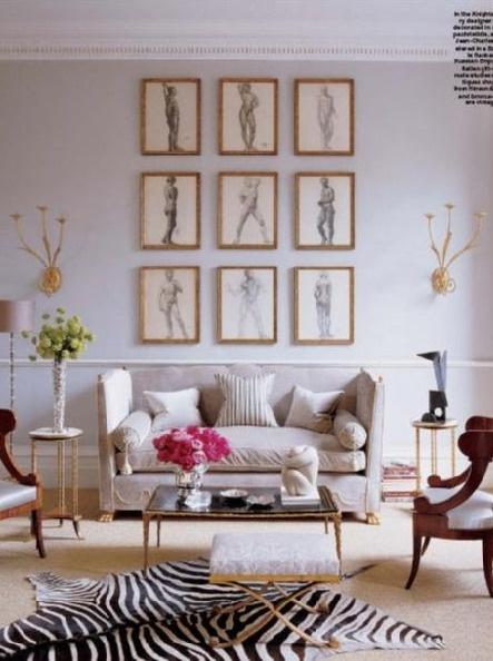 Fabulous wall decor #USFW #livingroom #decor