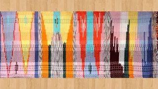 Детелина. Ручное ткачество - YouTube