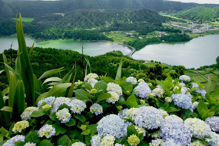 San Miguel, Azores, Portugal