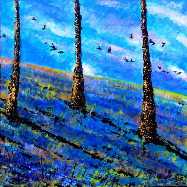 FINEARTSEEN - View Michelder Woods in Spring II original art by Paul J Best. A beautiful original painting to brighten up your home or interior decor. Freshen up your walls for Spring and view the beautiful authentic collection of artwork available on FineArtSeen - The curated online destination to discover and buy original art from the world's most talented artists. Enjoy Free Delivery with every order. >