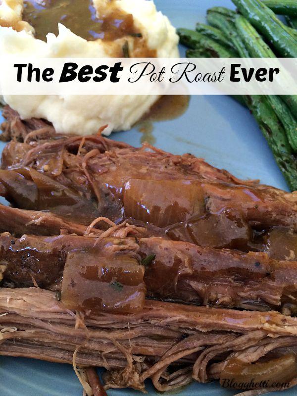 the best pot roast ever: Beef Recipes, Crock Pot, Lisa S Recipes ...