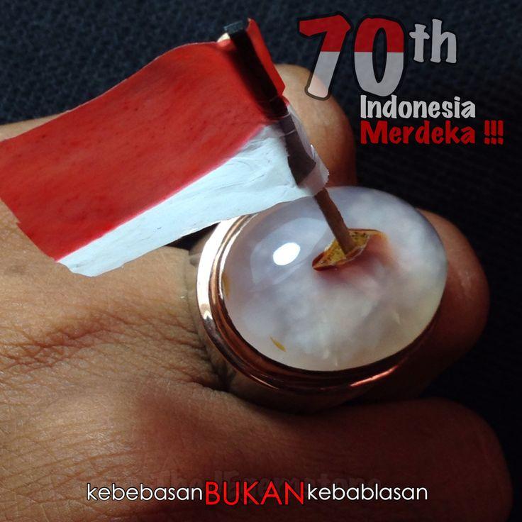 Dirgahayu Negeriku ke-70th Indonesia