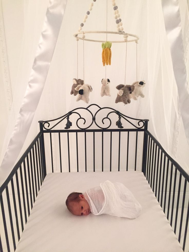 119 Best Beautiful Baby Cribs Images On Pinterest