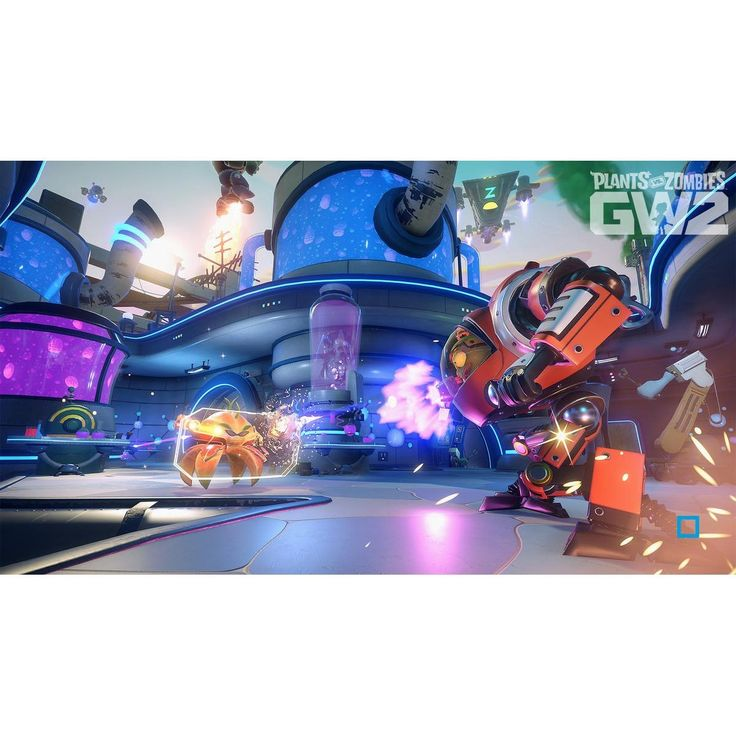 Plants Vs Zombies : Garden Warfare 2 Ps4 - Taille : Taille ...