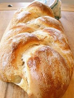 Swedish Cardamom Coffee Bread
