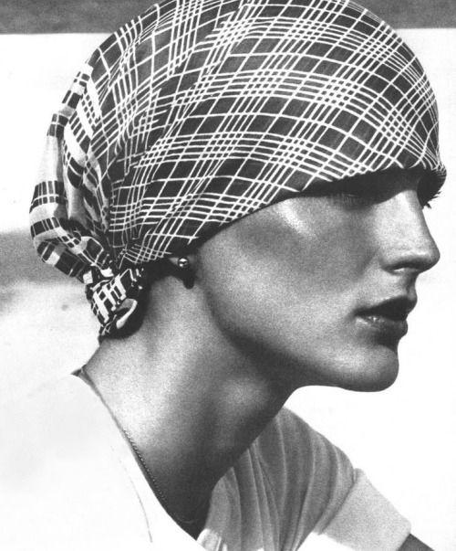 Anne Holbrook by Kourken Pakchanian for Vogue, 1973