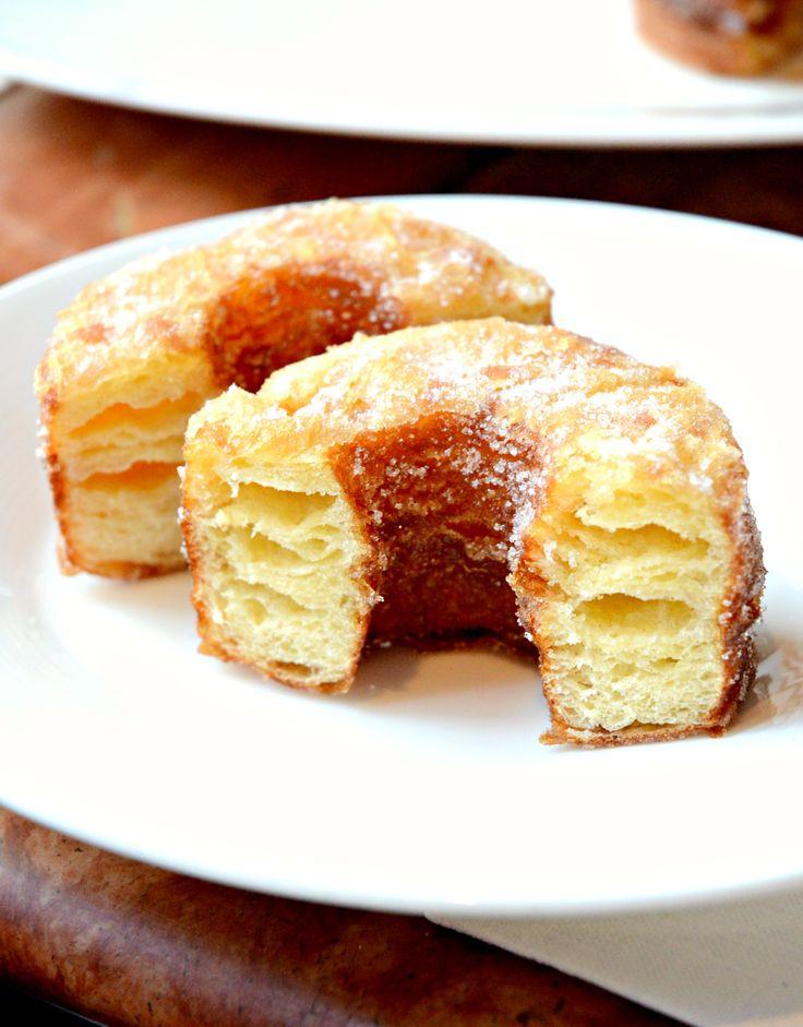 Croissant-Donut  @Amanda Snelson Snelson Reishus Oriental, Hong Kong