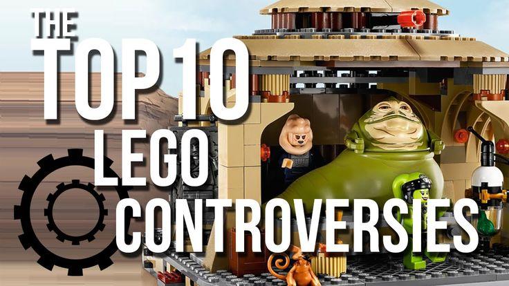 Top 10 Lego Controversies