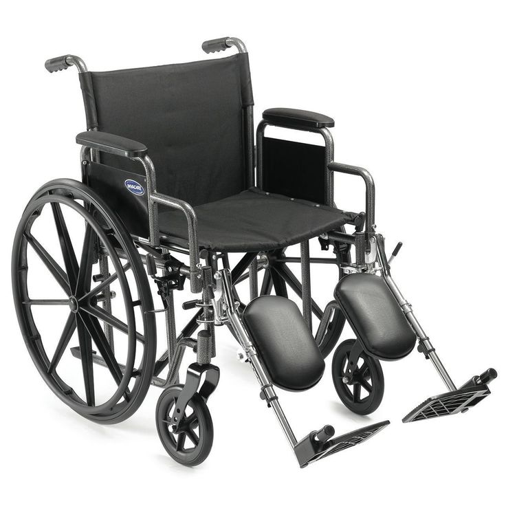 Wheelchairs: Probasics Lightweight 20 Lightweight Folding Wheelchair With Elevating Legrests -> BUY IT NOW ONLY: $139.89 on eBay!