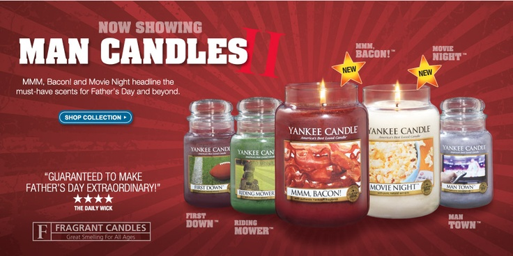 Mmmm Mmmm Bacon Scented Yankee Candles New Items That