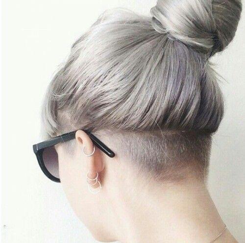 Best 25 female undercut long hair ideas on pinterest shaved image result for female undercut long hair urmus Image collections