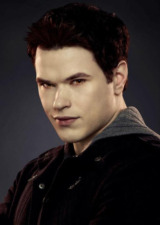 Emmett McCarty Cullen  Group: Cullen Coven  Date of Birth: 1915  Date of Transformation: 1935